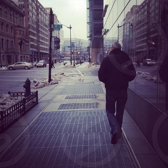 Struttin' the streets of DC photo