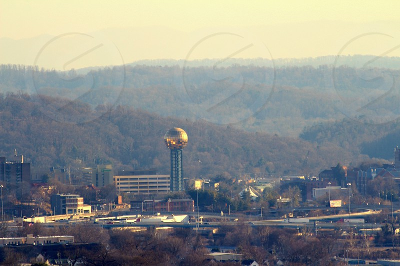 Sunsphere in Knoxville TN photo
