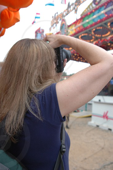 Photographing the fair photo