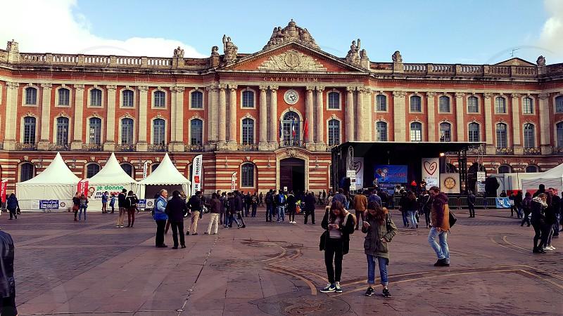 Toulouse Capitole photo