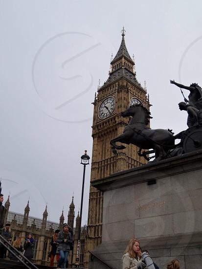 Big Ben -- London England  photo