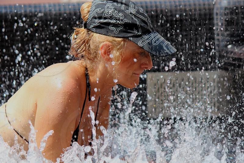 water world splash photo