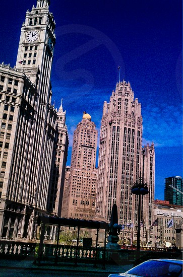 Chicago Downtown photo