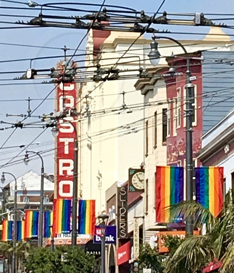 At the Castro photo