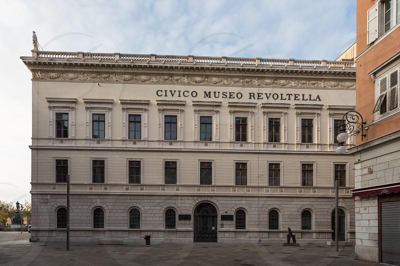 Revoltella Museum - Trieste Italy photo