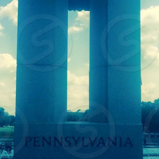 Pennsylvania Monument  photo