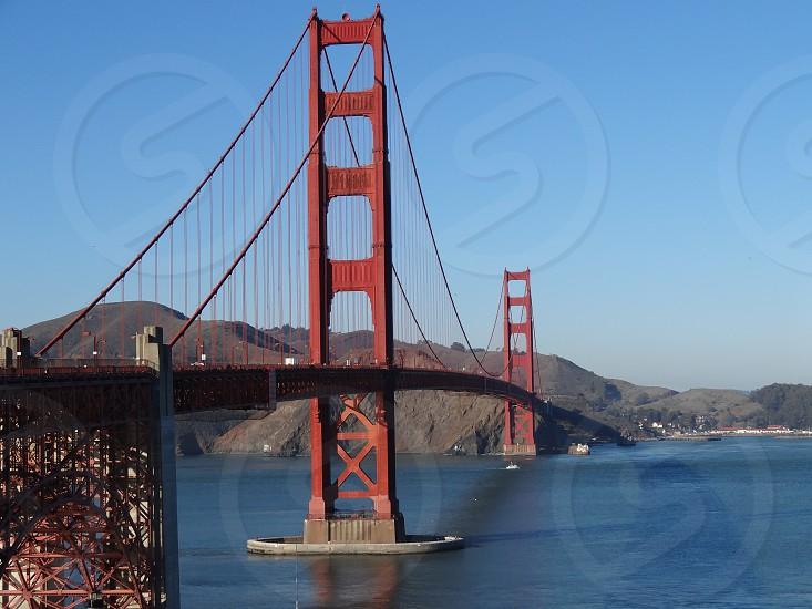 Golden Gate Bridge -- San Francisco CA  photo