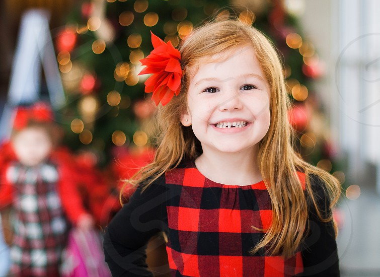 Kindergarten Christmas photo