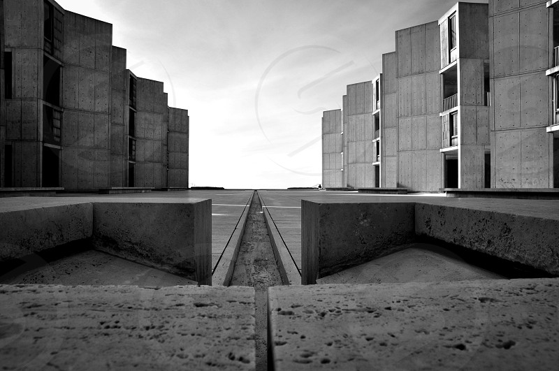 Salk Institute San Diego Architecture Craftsmanship Awesome Architecture photo