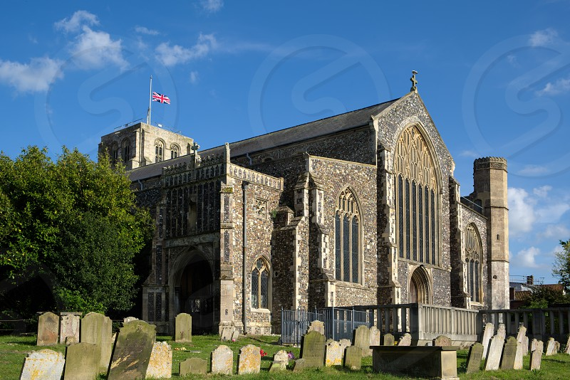 St Michael's Parish Church in Beccles photo