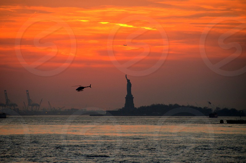 statue of liberty view  photo