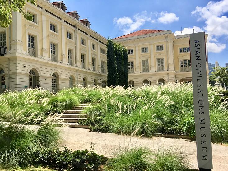 Asian civilation museum  photo
