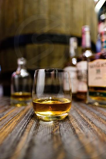 WhiskyglassbottlesAmericanCanadianIrishcover shot photo