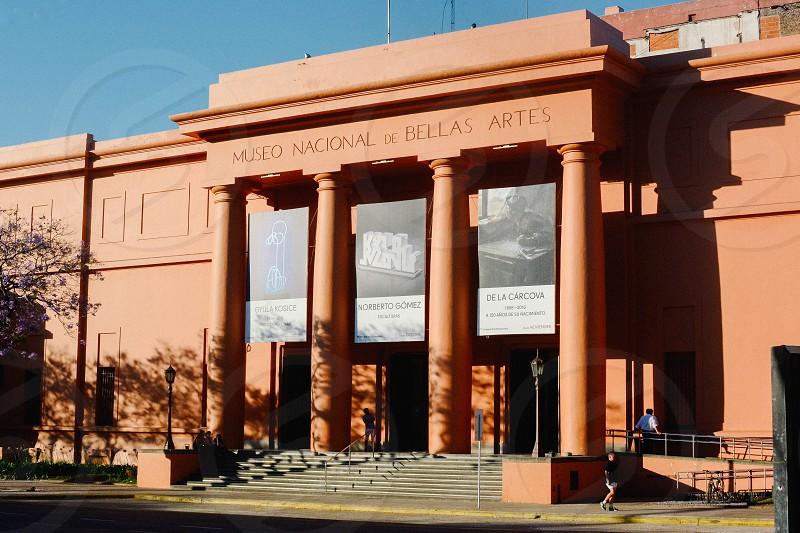 Museo Nacional de Bellas Artes building photo