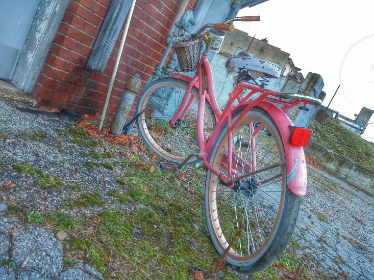 #pink #bike photo