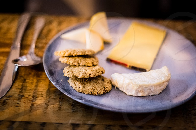 Cheese & Biscuits photo