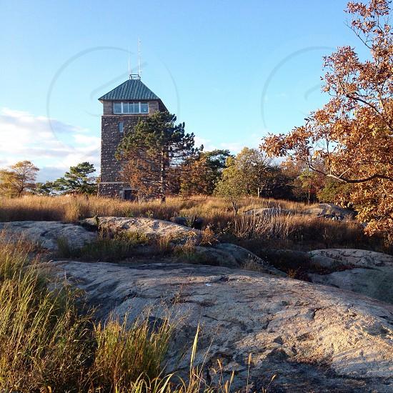 Bear Mountain Tower NY photo