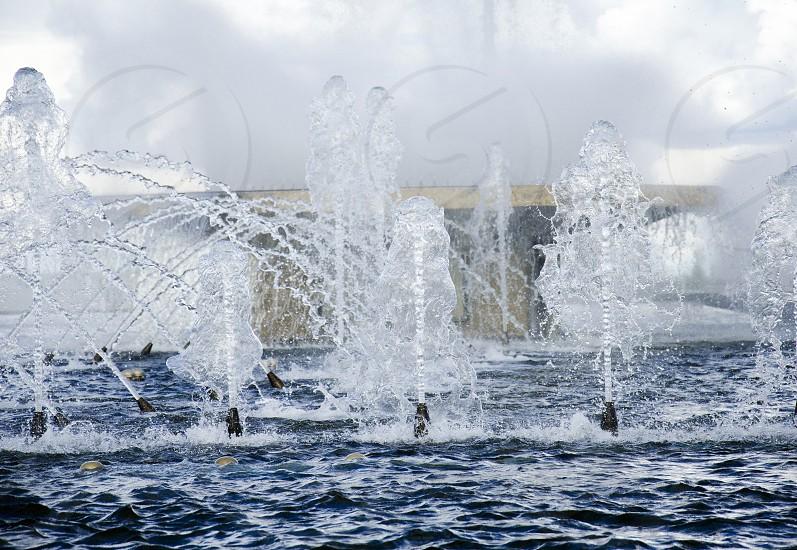 "praça das fontes ( Brasil "" Brasilia ) photo"