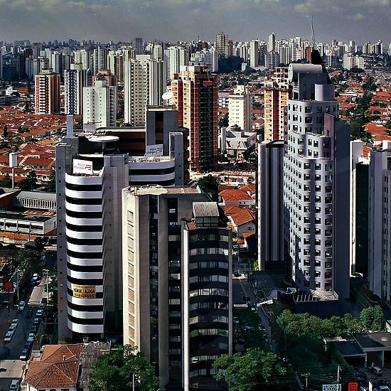 Sao Paulo Brasil skyline. photo