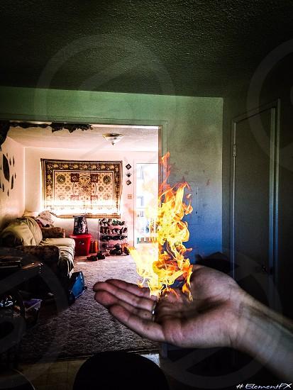 Fire bender photo
