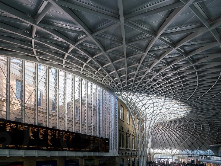 Kings Cross Underground Station photo