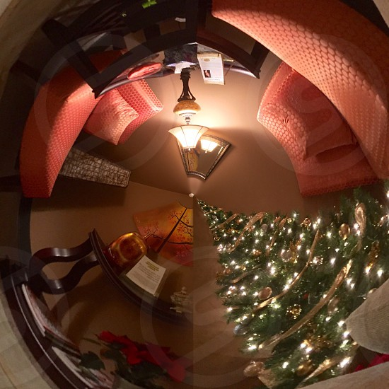 Kaleidoscope of Christmas photo