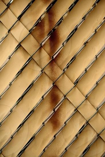 beige textile photo