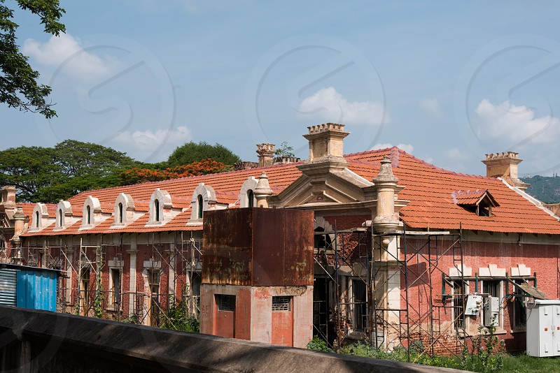 Mysuru Gun House. Currently under renovation.  photo