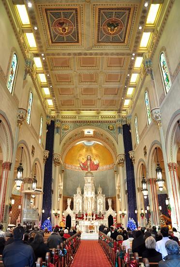 Saint Peter and Paul Church in San Francisco USA photo