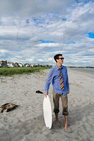 skim board maine beach sand tie business coast ocean photo