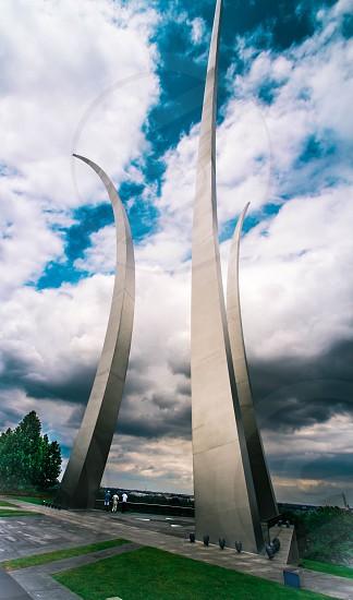 Air Force Memorial Washington DC photo