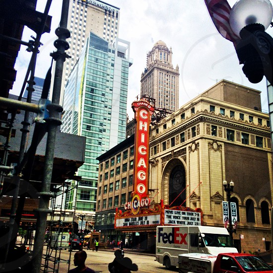 Downtown Chicago photo