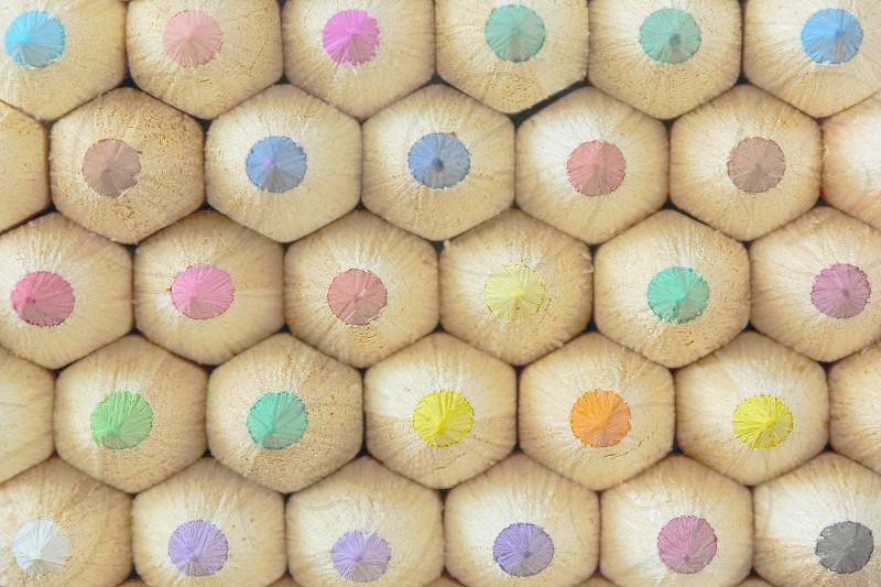 Hexagons photo