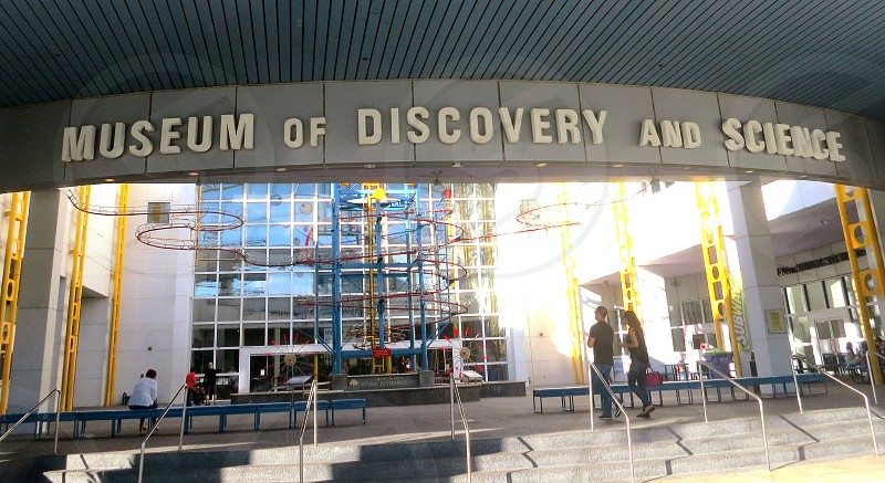 Museum of Discovery and Science Fort Lauderdale Florida photo