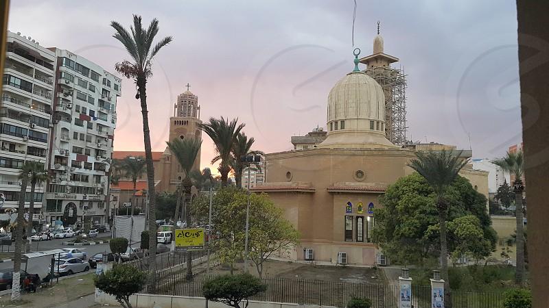 Port Said city Nature photo
