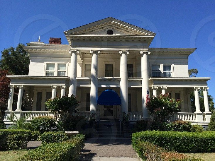 Admiral's Mansion on Mare Island photo
