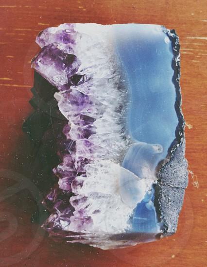 abstract stone artwork photo
