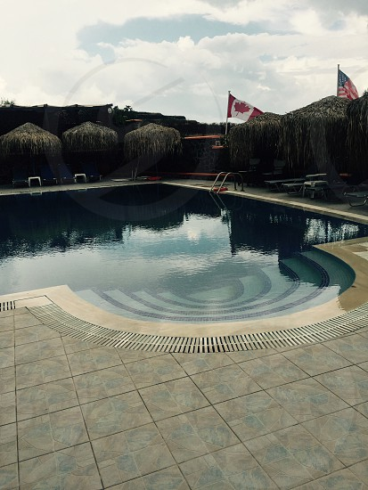 photo of swimming pool photo
