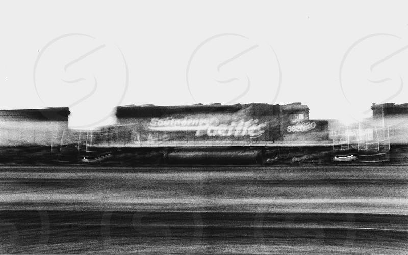 cargo train time-lapse photography photo