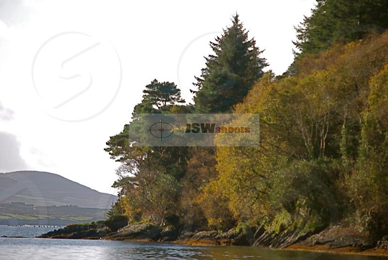 Irish coastline photo