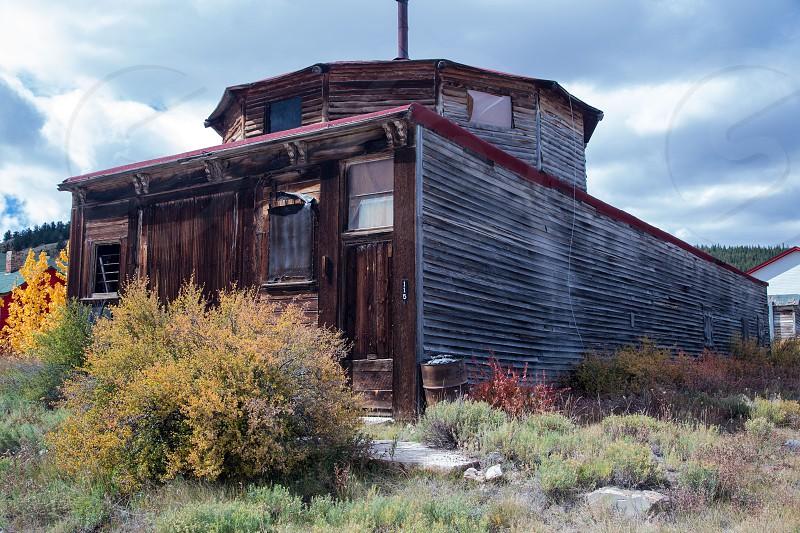 boreas pass breckenridge como photo