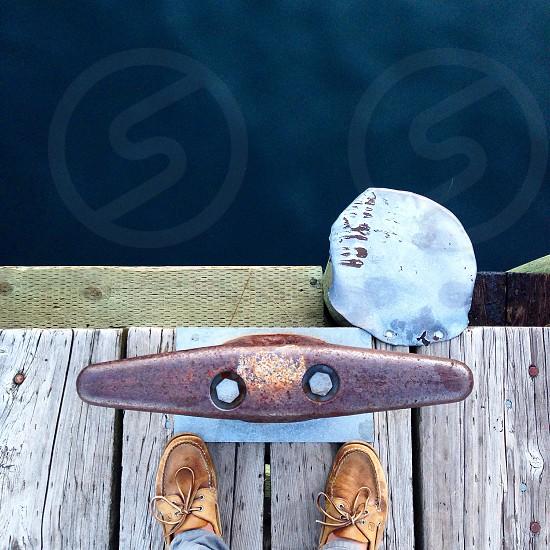 Quick composition during a walk in Lunenburg Nova Scotia. photo