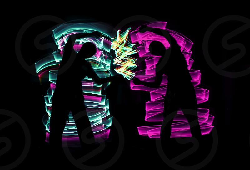 Dancing with the Lights photo