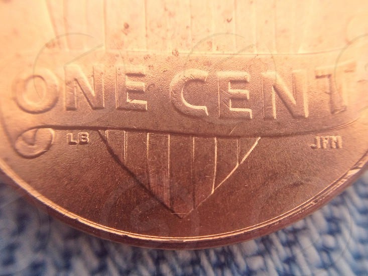 One Cent photo