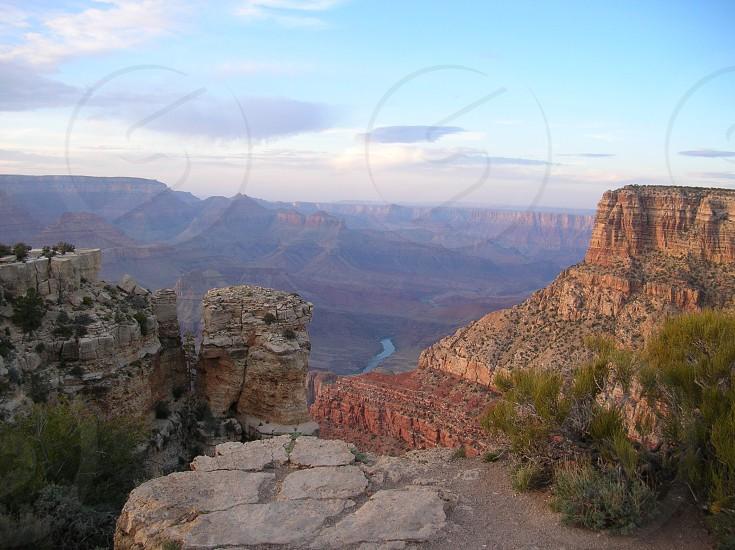 Grand Canyon erosion geology nature travel photo