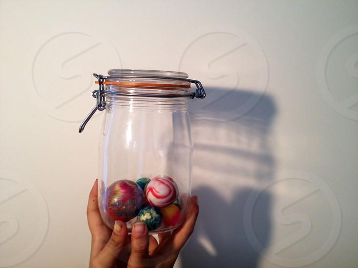 Bouncy balls photo