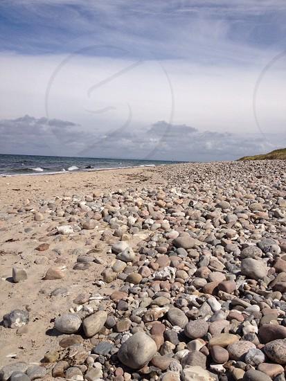 Beach in Denmark photo