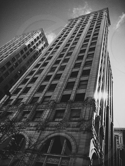 Tower in Cleveland photo