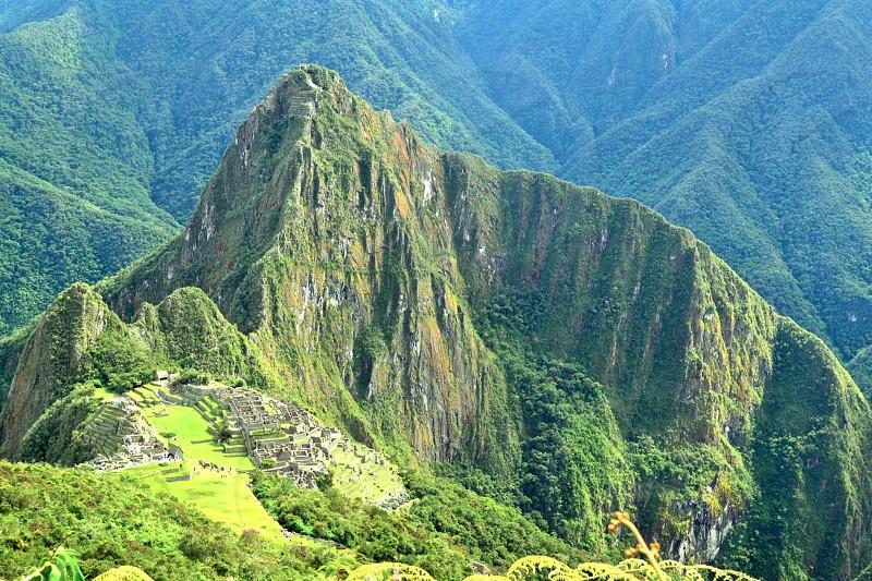 Peru - Machu Picchu photo