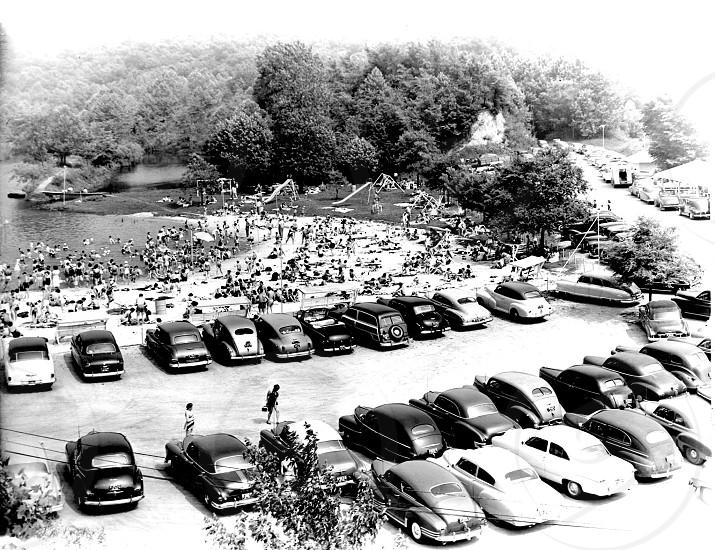 1951 Lake Isabella East Fultonham Ohio photo